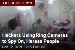 Hacker Uses Ring Camera to Scare Girl in Her Room