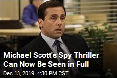 Michael Scott's Spy Thriller Can Now Be Seen in Full