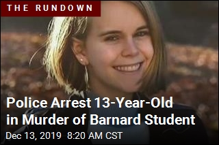 Police Arrest 13-Year-Old in Murder of Barnard Student