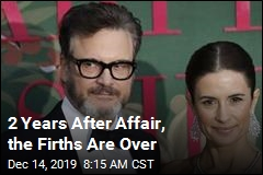 2 Years After Affair, the Firths Are Over