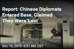 Report: US Kicked Out Chinese Diplomats Suspected of Spying