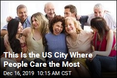 This Is the US City Where People Care the Most