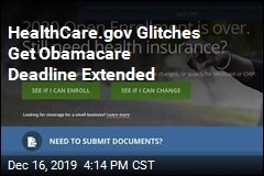 Glitches Kept You From Signing Up for Obamacare? You've Got 'Til Wednesday