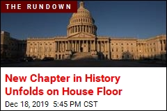 New Chapter in History Unfolds on House Floor