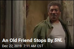 35 Years Later, Eddie Murphy Is Back on SNL