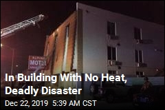 In Building With No Heat, Deadly Disaster