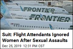 Suit: Flight Attendants Ignored Women After Sexual Assaults