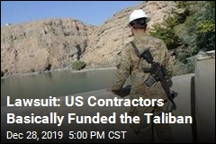 Lawsuit: Taliban Protection Money Killed US Troops