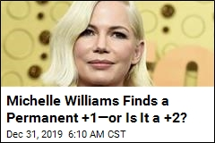Report: Michelle Williams Pregnant, Getting Hitched