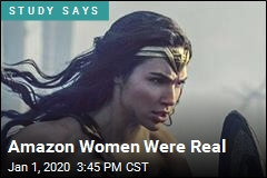Amazon Women Were Real