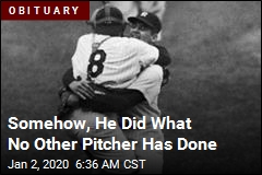 Somehow, He Did No What No Other Pitcher Has Done