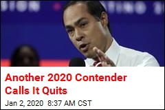 Julian Castro Drops Out of 2020 Race