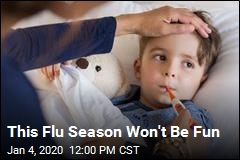 Flu Season Breaks Record for Fatalities