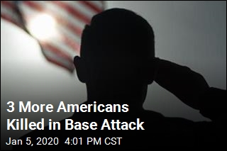 3 More Americans Killed in Base Attack