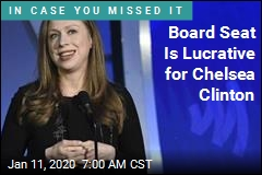 One Board Position Has Paid Off for Chelsea Clinton