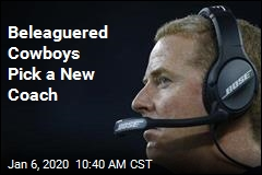 Beleaguered Cowboys Pick a New Coach