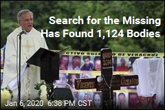 Search for the Missing Has Found 1,124 Bodies