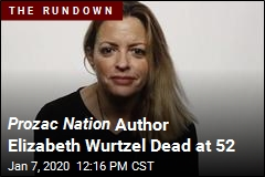 Prozac Nation Author Elizabeth Wurtzel Is Dead