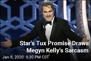 Promise to Rewear Tux Draws Praise and Mockery