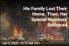 His Family Lost Their Home. Then, Her 'Special Numbers' Delivered