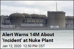 14M People Get Nuke Alert 'by Mistake'