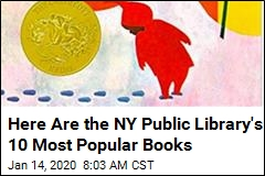 NY Public Library's Most Popular Book Is a Kids Classic