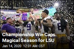 LSU Wins Clash of the Tigers