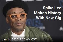 Spike Lee Makes History With New Gig