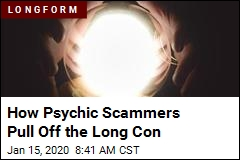 Inside the World of Psychic Scams