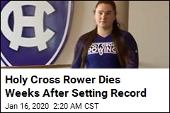 Rower Killed in Crash Weeks After Setting Record