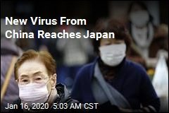 New Virus From China Reaches Japan