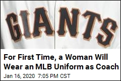 For the First Time, a Woman Will Wear an MLB Uniform as Coach