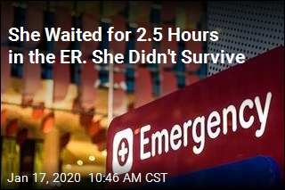 She Left the ER After Waiting for Hours. Then She Collapsed