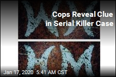 Cops Reveal Clue in Serial Killer Case