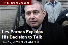 Lev Parnas Explains His Decision to Talk