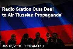 Russian-State Media Airs on American Radio