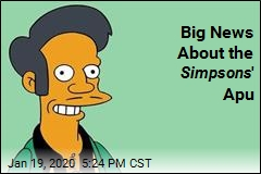 Big News About the Simpsons ' Apu