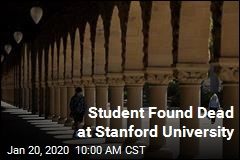 Student Found Dead at Stanford University