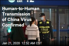 Human-to-Human Transmission of China Virus Confirmed