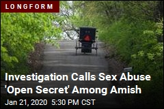 Investigation Calls Sex Abuse 'Open Secret' Among Amish