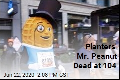 Mr. Peanut Is Dead, Planters Confirms
