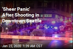 1 Killed, 7 Hurt in Downtown Seattle Shooting