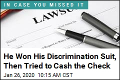 Man Sues for Discrimination, Then Has to Sue for It Again