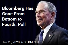 Bloomberg Climbs Along With Spending, New Poll Finds