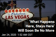 Vegas Changes Its Slogan