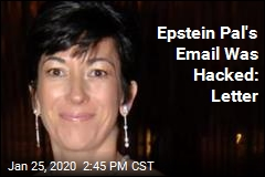 Epstein Pal's Email Was Hacked: Letter