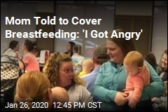 Breastfeeding Ask Turns Into Big Event