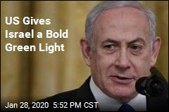 US Gives Israel a Bold Green Light