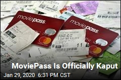 It's Curtains for MoviePass