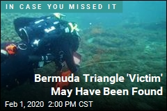 Bermuda Triangle 'Victim' May Have Been Found